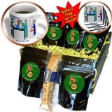 cgb_2324_1 Londons Times Funny Medicine Cartoons - Turnkey Operation - Coffee Gift Baskets - Coffee Gift Basket