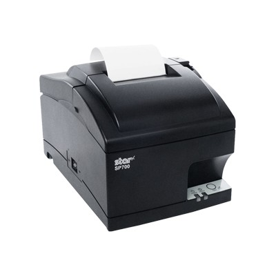 Star Micronics 37999420 Sp742 - Receipt Printer - Two-color (monochrome) - Dot-matrix - Roll (3 In) - 16.9 Cpi - 9 Pin - Up To 4.7 Lines/sec - Lan - Rewinder  C