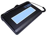 Topaz Signaturegem T-lbk462-bsb-r Signature Pad - 4.40 X 1.30 Inches - 410 Ppi - Usb