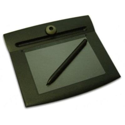 Topaz System T-s751-b-r Signaturegem 4x5 T-s751 - Signature Terminal - 5.3 X 4 In - Electromagnetic - Wired - Serial