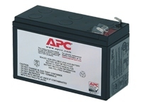 Apc Replacement Battery Cartridge #17 - Ups Battery Lead Acid Rbc17