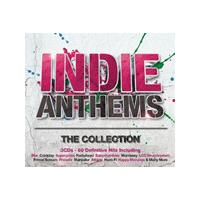 Various Artists - Indie Anthems (The Collection) (Music CD)