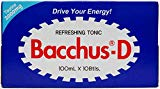 Bacchus-d Energy Drink 10 X 100ml 3.3 Fl Oz