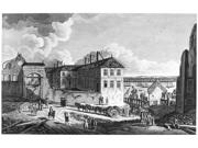 Quebec Ruins 1761 Nview Of The BishopS House At Quebec Canada Showing Ruins Resulting From The British Siege Of 1759 During The French And Indian War Line Engraving English 1761 After A Drawing By Ric Type: Prints Style: Frameless Frame Color/Finish: Artwork Reproduction Size Width: 18 Size Height: 24 Brand: Posterazzi