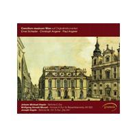 Johann Michael Haydn: Sinfonie C Dur; Mozart: Bassetklarinetkonzert; Haydn: Symphony No. 101