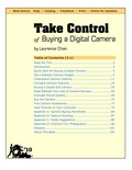 Find practical, real-world advice that helps you choose a digital camera!This book helps you cut through the marketing hype and confusing jargon to find the digital camera that's right for you