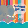 Discover how all kinds of animals bathe in this playful exploration of bath time in the animal kingdom! Learn how tiny shrimp aid eels in keeping their teeth squeaky clean, and how schools of fish help sharks stay spic and span