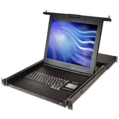 Avocent Ecs17kmm16-001 Lcd Console And Kvm Over Ip Switch Integrated Tray - Kvm Console - 17
