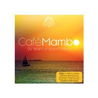 Various Artists - Café Mambo: Twenty Years of Ibiza Chillout (Music CD)