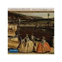Kozeluch: Piano Concertos Nos 1, 4 & 5