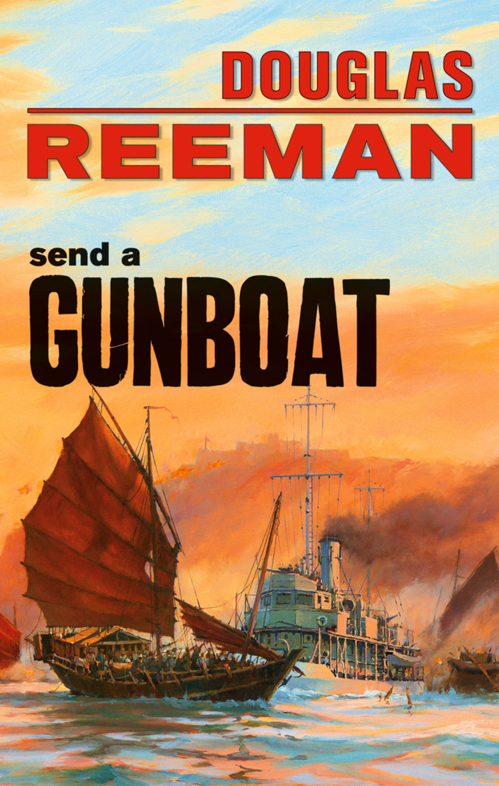 Send A Gunboat (ebook)
