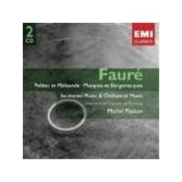 Gabriel Faure - Orchestral Works (Plasson) (Music CD)