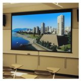 Access/Series M Radiant Electric Projection Screen Size/Format: 120