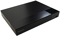 Sony Bdp-s5500 3d Blu-ray Player With Wi-fi - Black