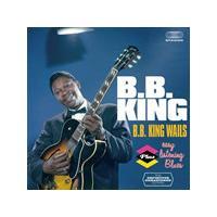 B.B. King - B.B. King Wails/Easy Listening Blues (Music CD)