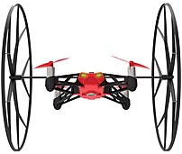 Parrot Pf723002 Rolling Spider Minidrone - Red
