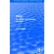Plato (routledge Revivals): Plato: The Written And Unwritten Doctrines