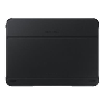 Samsung Electronics Ef-bt530bbeguj Book Cover Ef-bt530b - Flip Cover For Tablet - Black - For Galaxy Tab 4 (10.1 In)