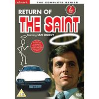 Return Of The Saint - The Complete Series