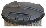 Moultrie Mfh-ql55 55-gallon Quick Lid