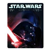 Star Wars: The Original Trilogy (Episodes IV-VI) - Limited Edition Steelbook (Blu-ray)