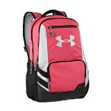 Under Armour UA Hustle Storm Backpack One Size Fits All PINKADELIC