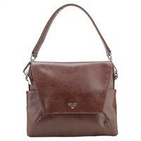 Minka Dwell Handbag - Cognac By Matt And Nat