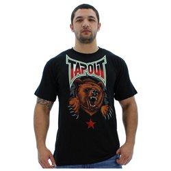 Tapout Men's Republic T-Shirt Short Sleeve Crew