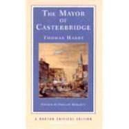 MAYOR OF CASTERBRIDGE 2E NCE PA