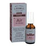 Liddell Homeopathic Detox Air Pollution, 1 Ounce