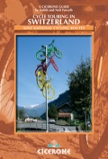 A guidebook to nine cycling tours for road and touring bikes, based on Switzerland's national cycle routes