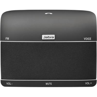 Jabra 100-46000000-02 Freeway - Speakerphone Hands-free - Bluetooth - Wireless - Active Noise Canceling