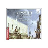 Vivaldi Concertos for the Emperor [Includes 2012 Catalogue] (Music CD)