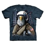 The Mountain T-Shirt Combat Stryker Tee M