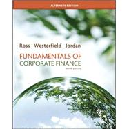 Fundamentals of Corporate Finance Alternate Edition with Connect Plus