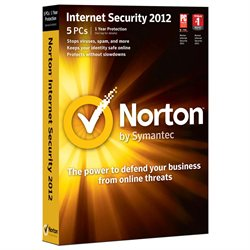 Norton Internet Security 2012 Small Office Pack - Complete Product - 5 User - Internet Security - Standard Retail - PC - English