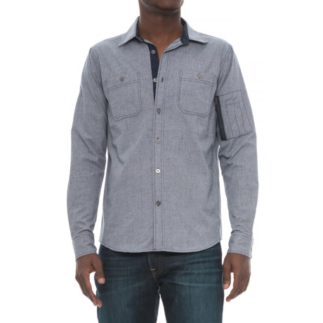 Robert Shirt - Long Sleeve (for Men)