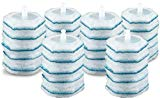 Clorox ToiletWand Disinfecting Refills, Disposable Wand Heads - Rainforest Rush - 30 Count (Packaging May Vary)