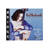 Hindemith - MUSIC FOR CELLO & PIANO(WARNER/BUCK