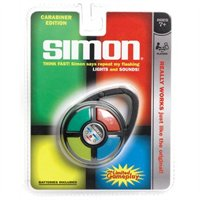Simon Carabiner Clip-on Game