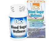 Bio Nutrition Blood Sugar Wellness 60 Capsules