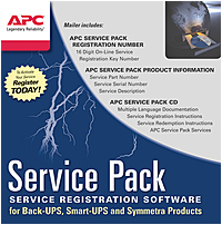 The American Power Conversion WBEXTWAR3YRSP04 Service Pack 3 Years Extended Warranty provides peace of mind and product failure protection beyond the original factory warranty period