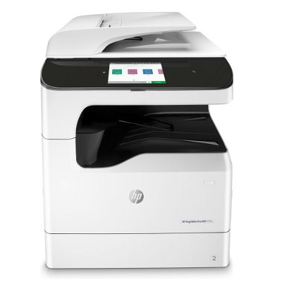 Hp Inc. Y3z55a#b1h Pagewide Pro 777z Multifunction Color Printer - Print  Copy  Scan  Fax  Up To 65 Ppm (black And Color)  Up To 2400x1200 Dpi  Automatic Duplex