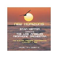 Stan Kenton - New Horizons Vol.1