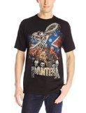 Bravado Men's Pantera - Kickin Up Dust T-Shirt, Black, Large