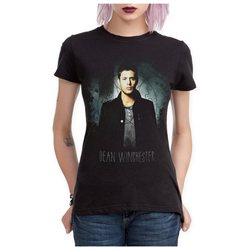Supernatural Dean Winchester T-Shirt Juniors