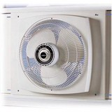 Lasko Electrically Reversible Window Fan - By Englewood Marketing Group - 2155a