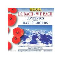 Bach/Bach - Concertos For Two Harpsichords (Tatrai, HCO, Sebestyen)