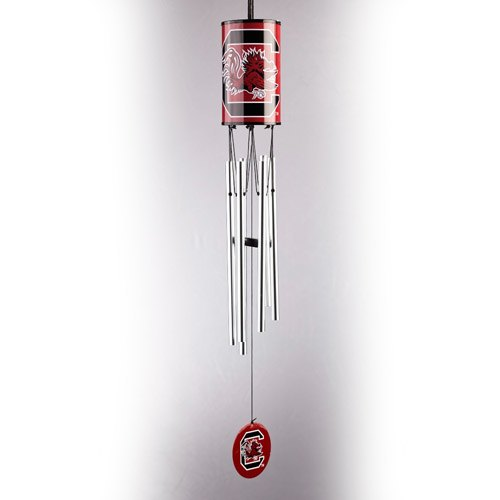 Bsi Products Inc South Carolina Gamecocks Wind Chimes Wind Chimes