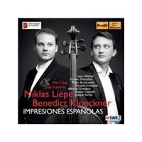 Impresiones Españolas (Music CD)